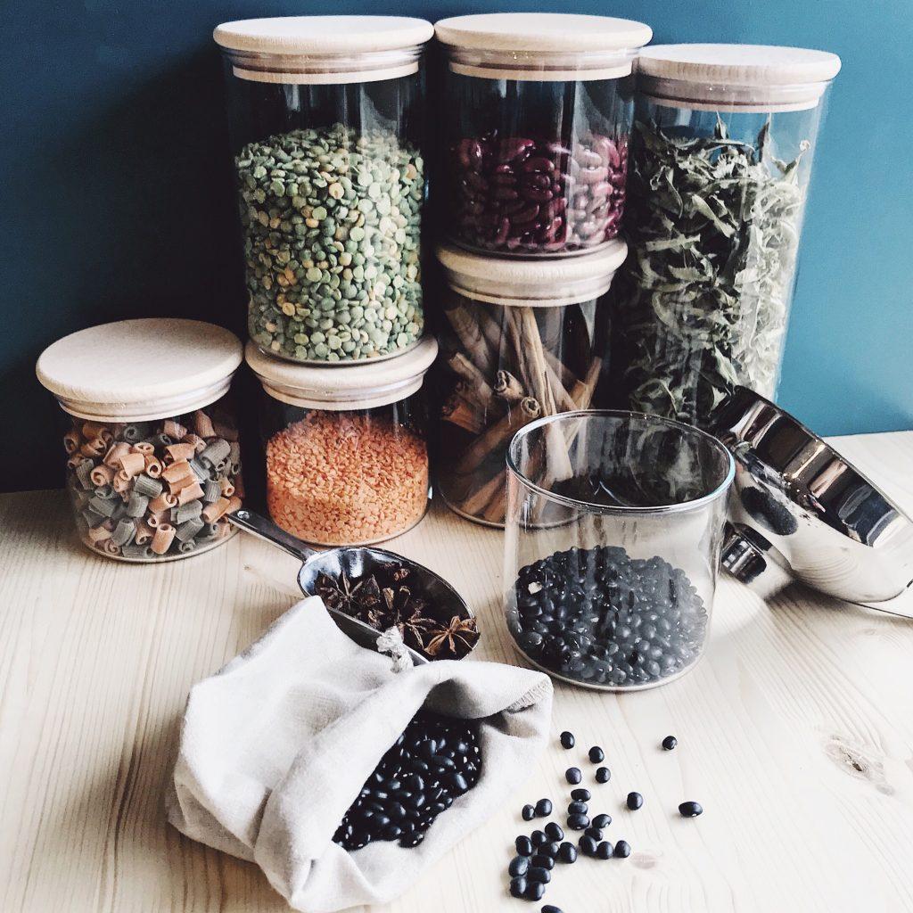 Graine par graine épicerie vrac et bio de Crolles